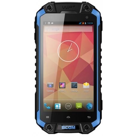 Rough Pro EX-SM14A smartphone Blue