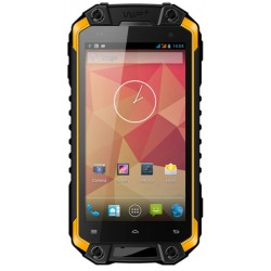 Rough Pro EX-SM14A smartphone Yellow